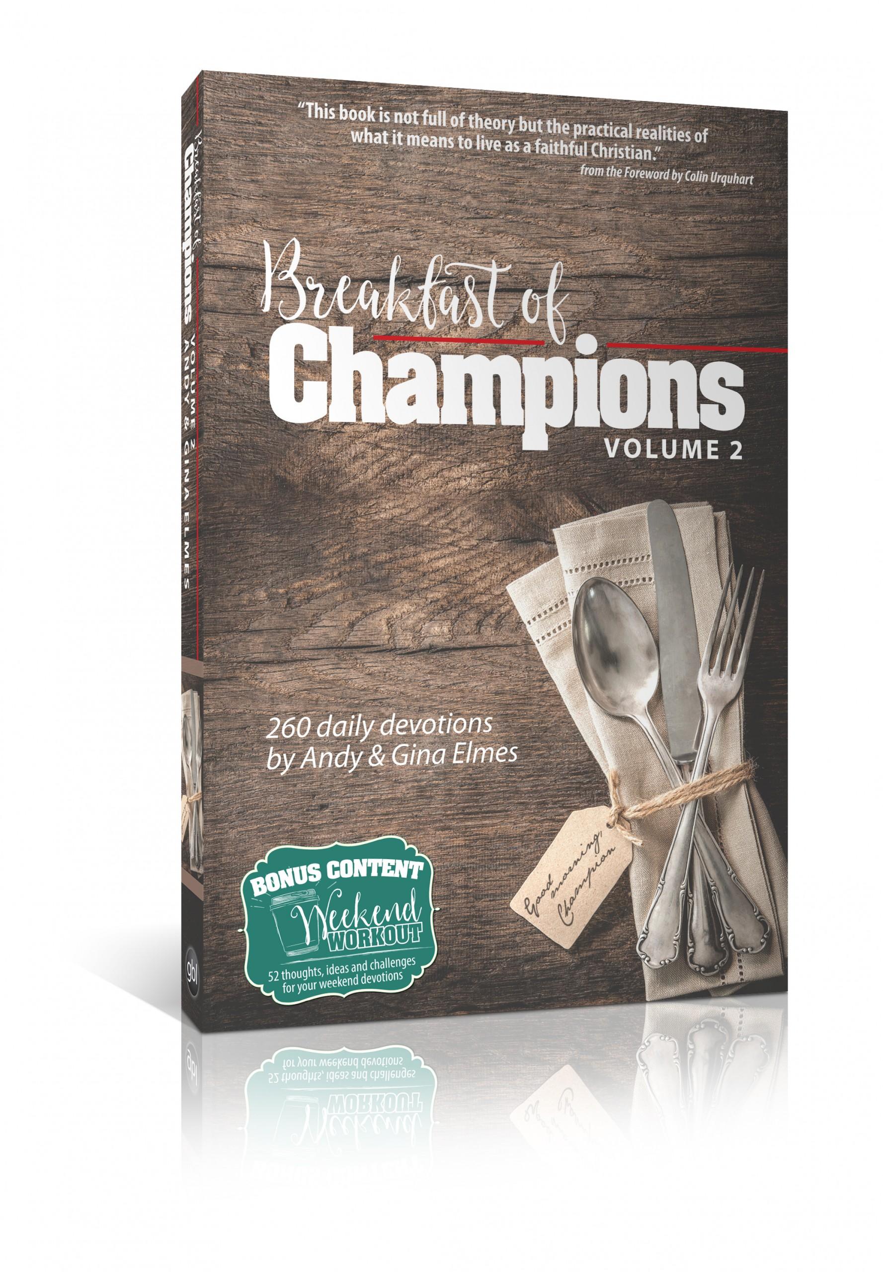 Breakfast of Champions Volume 2