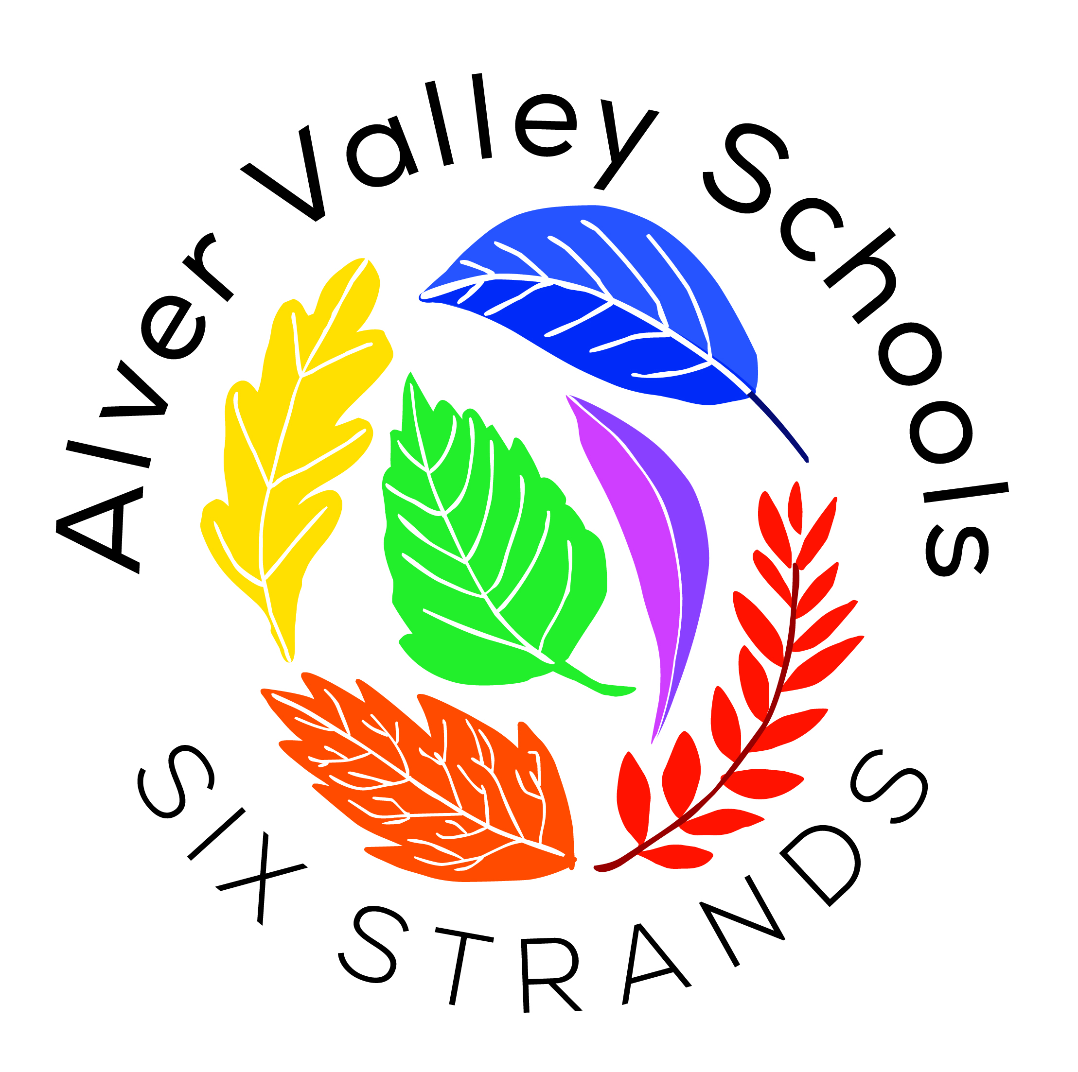 Alver Valley Schools logo