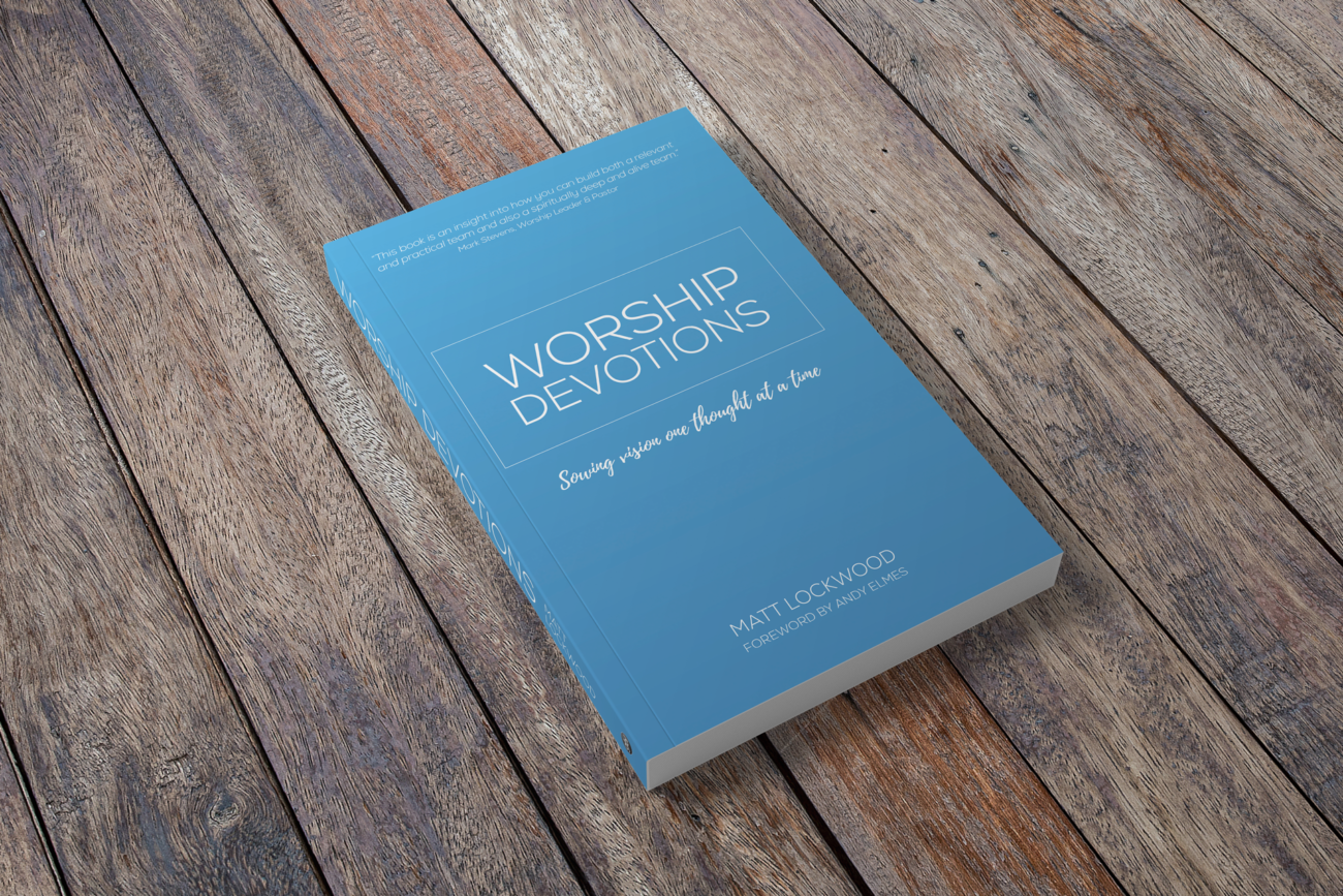 Worship Devotions book cover